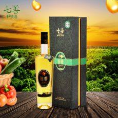 维尊三高专利食疗油700ML*1瓶/礼盒装,专利产品有机认证一级压榨