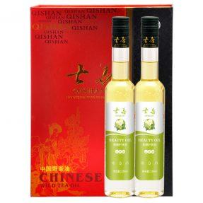 慕珂美容护肤油230ML*2瓶,专利产品有机认证一级压榨茶油