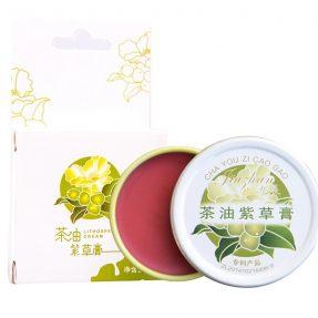 九展茶油紫草膏(止痒,修复肌肤)