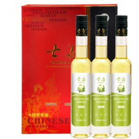 七善慕珂美颜护肤油230ML×3瓶礼盒装 专利技术