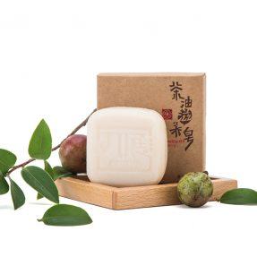 九展茶油手工皂