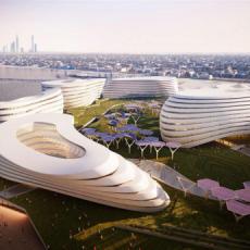 全球瞩目,宁德九展代表福建品牌参加2021迪拜世界博览会